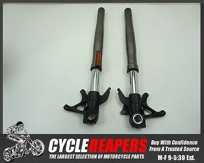 C223 2014 2015 14 15 Ducati Panigale 899 Front Forks Tubes Shocks Legs
