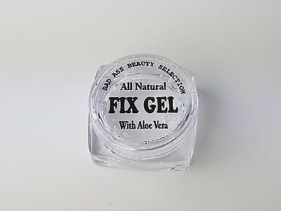 1 Pot Glitter Fix Gel with Aloe Vera for Face, Eyes, Body, and Hair