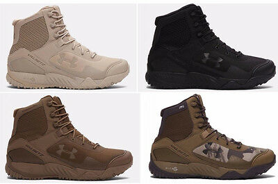Mens Under Armour Valsetz RTS Tactical Military Boots 1250234 NEW