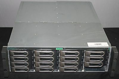 Promise vtrak m610i, 3U, 16 Bay SATA Hard Drive Array, RAID 6 Storage #C7