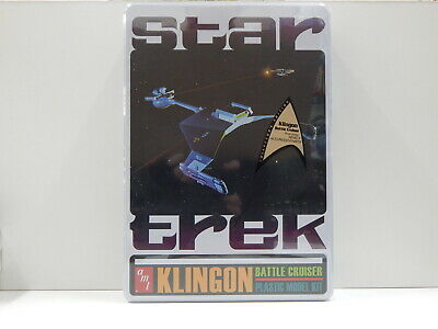 Star Trek - Klingon Battle Cruiser AMT AMT-699