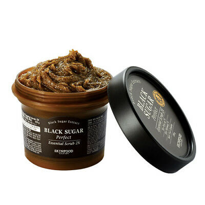 SkinFood ​Black Sugar Perfect Essential Scrub 2X 210g