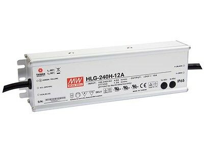 Switching Power Supply - Single Output - 240 W - 12 V