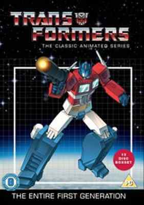 Transformers: The Classic Animated Series  DVD NEW