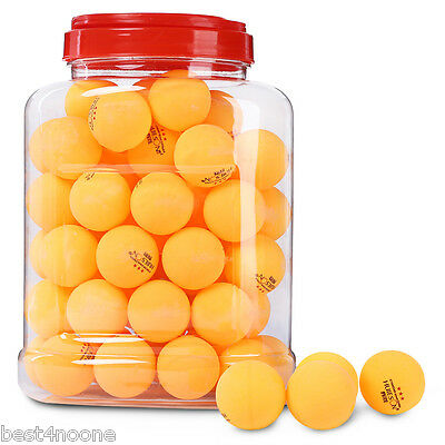 HUIESON 60PCS 3-STAR Table Tennis Ping Pong Ball Bottled for Advanced Training