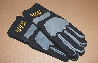 QSP Karting Gloves Black XL