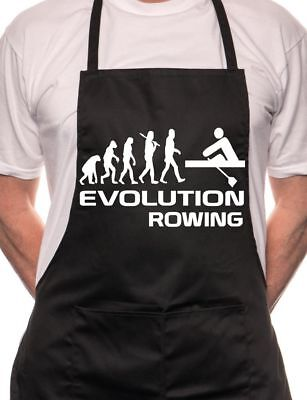 Evolution Of Bus Driver BBQ Cooking Funny Novelty Apron