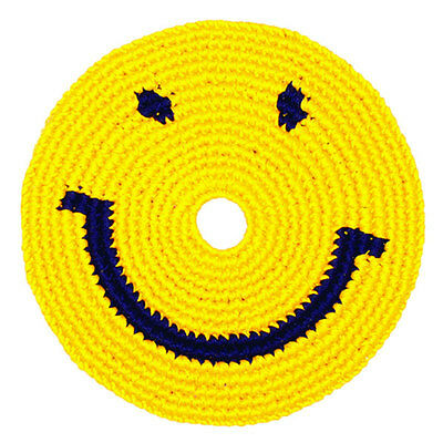 "Pocket Disc ""Happy Hannah"" Frisbeespiel Disc-Golf indoor outdoor"