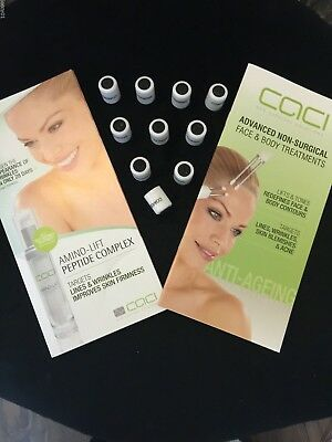 Caci Microdermabrasion Size Coarse Tips - Brand New July 2017 Stock