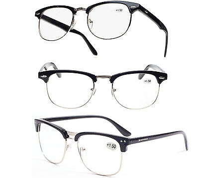 Unisex READING GLASSES +0.5 +1.00 +2.00 +3.00  Eyeglasses
