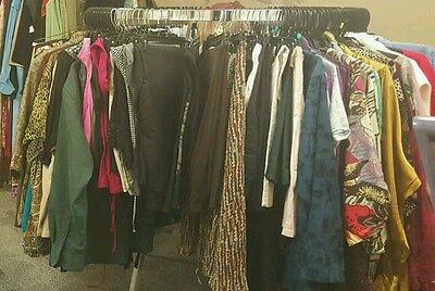 50pc Wholesale Women's Fall-Winter Clothing Great for Resale Assorted Mixed Lot