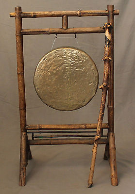 19th Century Brass Dinner Gong