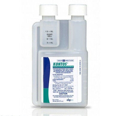 Kontos New Systemic Insecticide/Miticide - OHP 8.45 oz (250 ml)  Spirotetram