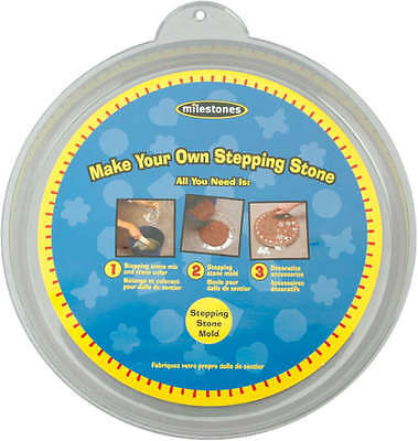 """Stepping Stone Mold Round 12"""" 90723122"""
