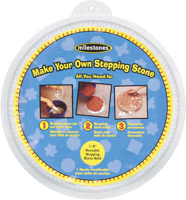 """Stepping Stone Mold Round 8"""" 90723137"""