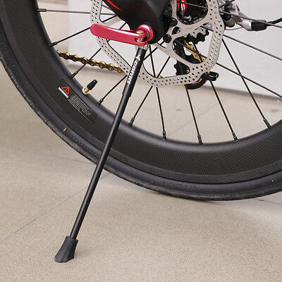 "Alloy Side Kick stand Portable Quick Release For 20"" Mini velo Folding Bike"