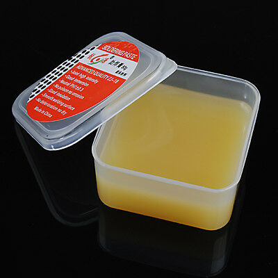 ZJ-18 80g Environmental Soldering Solder Flux Paste Grease Gel