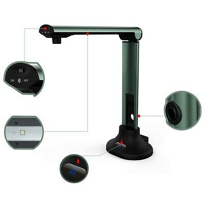 Education Visualizer, Document and 3D Object Presenter, Classroom Equipments