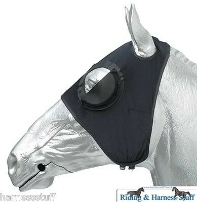 Zilco Stretch Race Hood - Full Cup Black