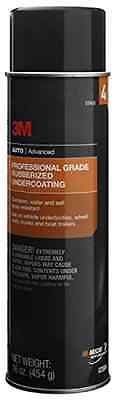 3M 03584 Professional Grade Rubberized Undercoating  16 ounce Brand New