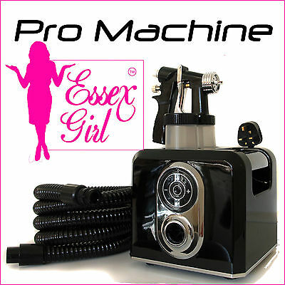 Spray Tan Kit Pro Machine New Hvlp Selling 2016 -Hvlp  Fake Tanning Black