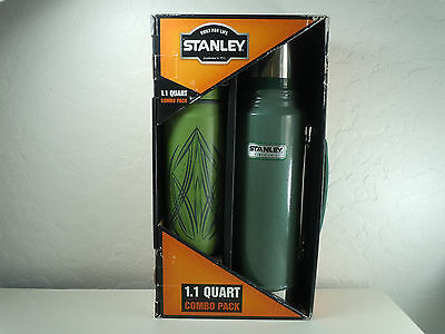Stanley Thermos 1.1 Quart Combo Pack