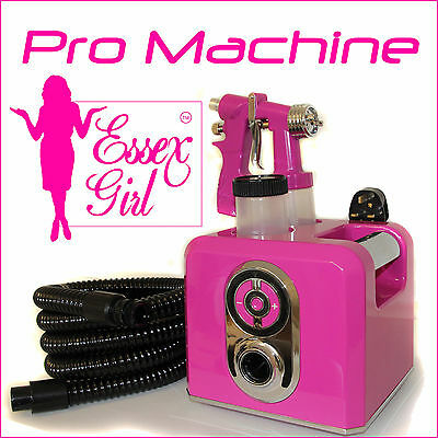 Spray Tan Kit Pro Machine New Hvlp Selling 2016 -Hvlp Fake Tanning Pink