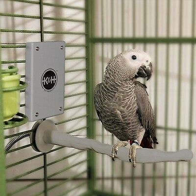 Parrot Bird Perching Thermal Warming Panel Standing Thermal Heated Panel