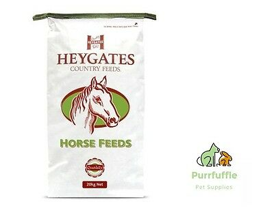 20KG HEYGATES COUNTRY FEEDS WHEAT BRAN Horse Feed / Animal Food