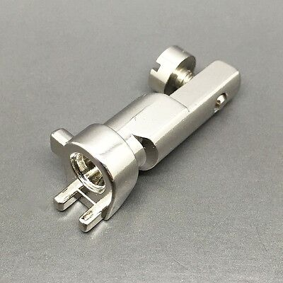 Adaptor Presser Foot SCREW-ON LOW SHANK Holder For Bernina Old Style Machines