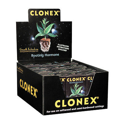 CLONEX Rooting Hormone Gel 50ml - Box of 12 Bottles Wholesale  /wow!  12 x 50 ml