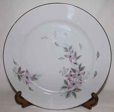 """Lynnbrook 5864 Made in Japan China Set of 2 Dinner 10 1/4"""" Plates FSH"""