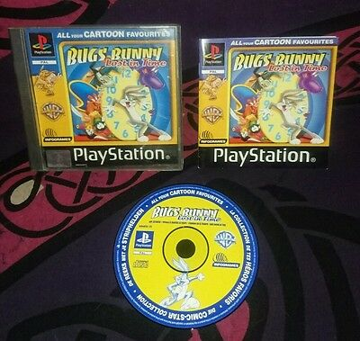 bugs bunny lost in time pc game