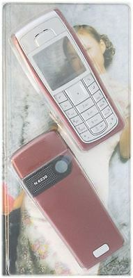 New!! Burgundy Red Housing / Fascia / Cover / Case for Nokia 6230 / 6230i