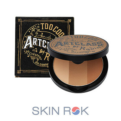 TOO COOL FOR SCHOOL ART CLASS BY RODIN 3 Color Multi Shading Blusher 9.5g