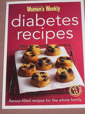 Aust Womens Weekly Small Cookbook  Recipes Diabetes
