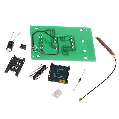 DIY KIT GSM GPRS SIM 900 MHz Service Adapter Card SMS Module For Arduino Remote