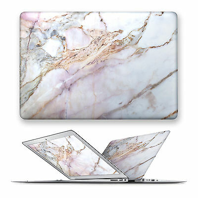 Marble Hard Front Top Case Cover For Apple Mac Macbook Air Pro 11 12 13 15
