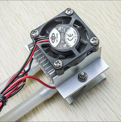 DIY kits Thermoelectric Peltier Refrigeration Cooling System + fan + TEC1-12706