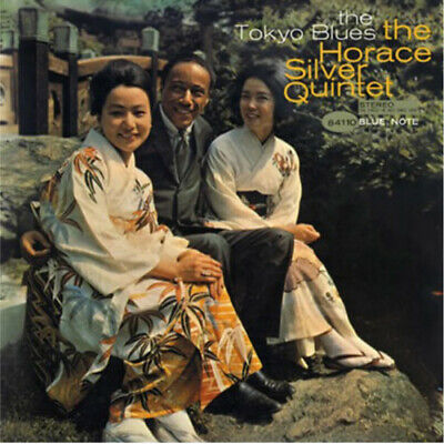 BLUENOTE | The Horace Silver Quintet - The Tokyo Blues SACD