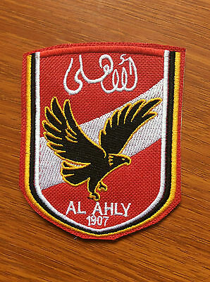 Patch Badge Al Ahly - Egypt First Division - Il Cairo - Africa Champions League