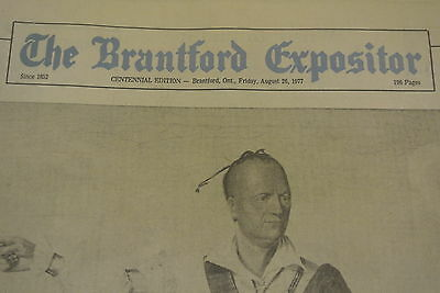 BRANTFORD EXPOSITOR - August 26, 1977 - 100th Anniversary Centennial Edition
