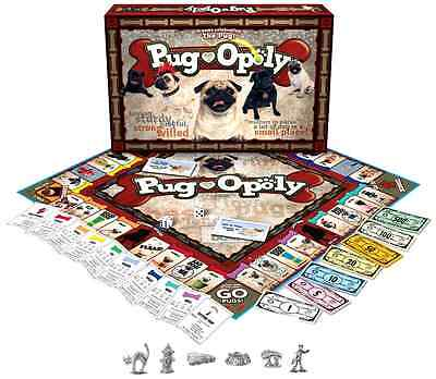 Pugopoly, New, Free Shipping