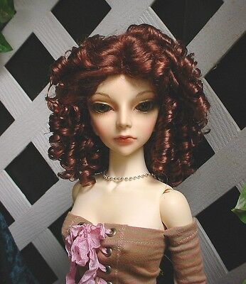 "Monique Gold Wig ""Tori"" Size 7/8 in Chocolate Red"