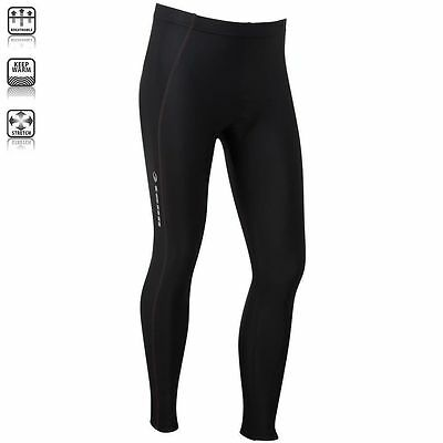 Tenn Mens Viper Compression Cycling Leggings/Tights with Pad