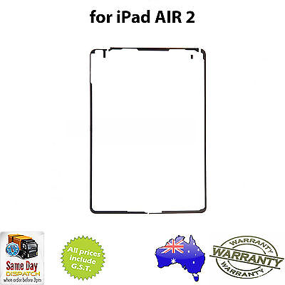 for iPad AIR 2 (6th Gen) - LCD TOUCH SCREEN DIGITIZER ADHESIVE STICKER