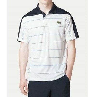 f95fc5ee509a LACOSTE SPORTS MENS Men s Polo Shirt Size 4 S M DH1127 Andy Roddick ...