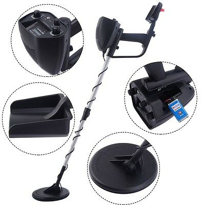 "MD-4030 6.5"" Waterproof Metal Detector Deep Sensitive Search Gold Digger Hunter"