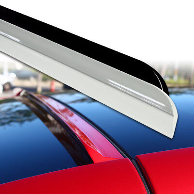 Painted For Honda Accord 8th K-Type 4D 08-12 Rear Roof Spoiler Window