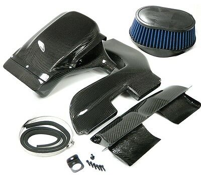TA TECHNIX CARBON AIRBOX, AIR-INTAKE + TÜV-TEILEGUTACHTEN - BMW 335i Biturbo N54